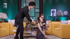 热巴新综艺未播先火,她跪坐在地上哭笑不得,