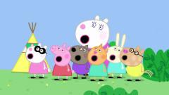 第3季 小猪佩奇动画片【英文字幕】S338 Miss Ra**