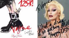Vogue迎来125周年 各大牌比拼广告创意献祝福