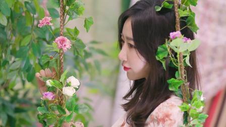 清纯靓丽,韩国美女模特杂志写真花絮