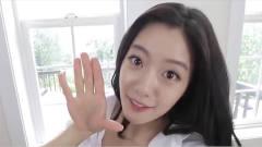 韩国第一美女克拉拉晒近照,修身毛衣尽显s型玲