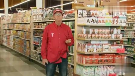 国外恶搞爆笑小视频:整蛊商场购物消费者