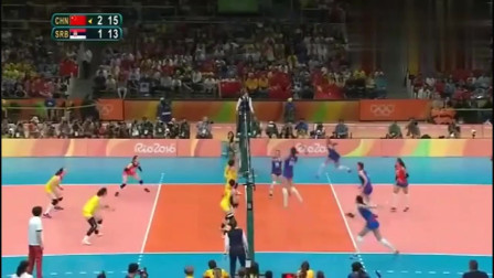 里约奥运会女排单项技术统计