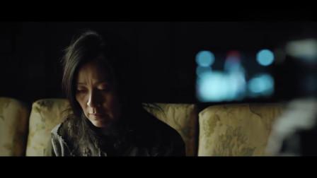 《碟仙》恐怖片段:美女在家自拍发现异常,照