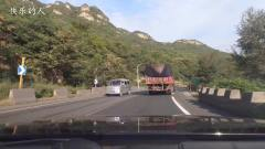 深山古镇旅行记(1):进山之路,山路风景看过