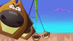 搞笑动画:鲨鱼哥的地狱式训练,人鱼公主们完