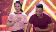 中国达人秀:这段双人钢管舞表演饱含了满满的