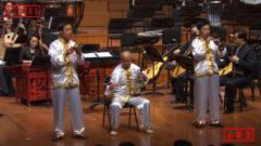 器乐合奏 甘肃陇东音乐《丰收的季节》演奏 中央