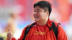 田径世锦赛中国第三金!巩立姣女子铅球收获两