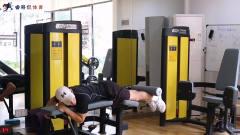 睿哥侃体育:腿部后侧肌群训练,让腿部更有力