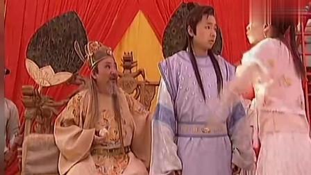古装剧:美女太会逗朱元璋,太监记录:皇上开