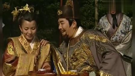 古装剧:马皇后以为朱元璋看上美女,怎料是给