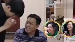 做家务的男人:魏大勋用嘴扒蒜这一段,笑到隔