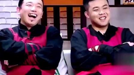 欢乐喜剧人5:高峰问岳云鹏为什么孙越没来,岳