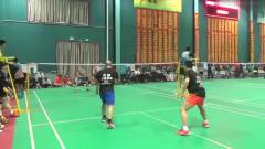 省体育羽毛球比赛,竟然被甘肃队赢了,最后一