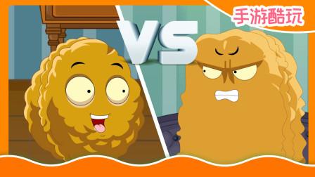 植物大战僵尸游戏搞笑动画:坚果爸爸是过来人,说的好像有几分道理