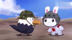 那年那兔:兔子军事演习,朱日和29连胜,手下却