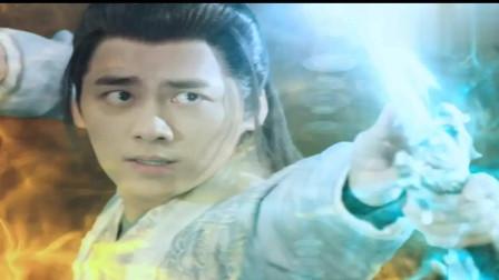 青云志:宝剑来助攻,杨紫恢复高冷状态,这才是第一美女!