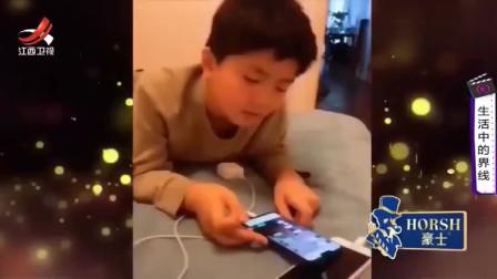 家庭幽默录像:变声是男孩长大必经之路,为啥