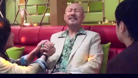 飞驰人生+尹正也是拼了+在KTV大秀钢管舞+沈腾都
