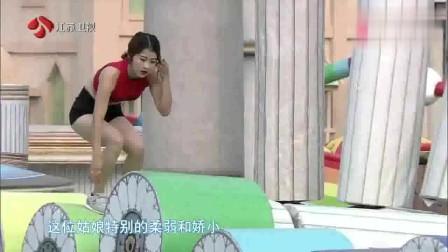 勇者大冲关:啦啦队美女来闯关,全程有惊无险