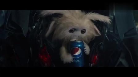 《创意广告》百事独一无二的创意,阻止了外星