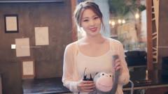 韩国清纯美女妆容,灵动优雅,超级有气质