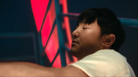 飞驰人生:尹正也是拼了,在KTV大秀钢管舞,沈