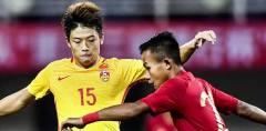 四国赛-童磊世界波陈彬彬造乌龙,国奥2-0印尼