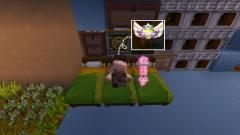 迷你世界:天天村长搞笑视频,吃鸡吃多了做噩