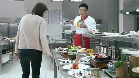 林师傅在首尔:林师傅一晚上做了几十道川菜,