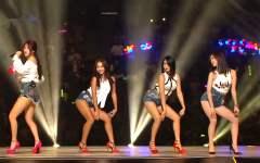 """最近韩国女团《shake it》,竟然被中国""""美女主播"""