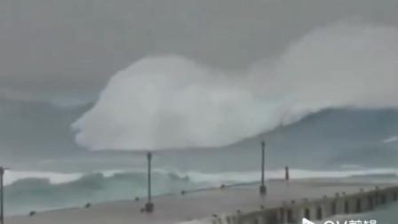 日本台风至33死,这是25年日本最大的台风。
