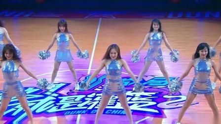 赛场全纪录 美女啦啦队火热开场!氛围嗨到爆速
