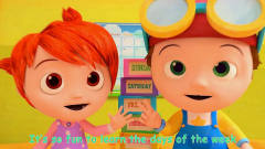 幼儿益智动漫:学习英语很简单,宝宝们很聪明