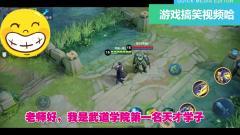 游戏搞笑视频:东方曜对其他英雄台词彩蛋。