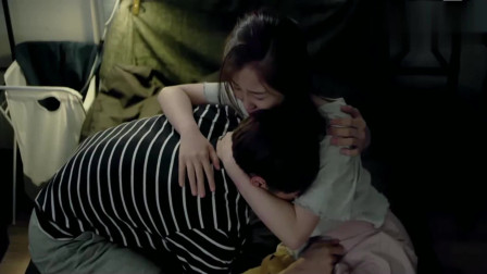 最亲爱的你:高霖给晨晨松绑,怕她疼还给她吹吹,晨晨只能先安抚他