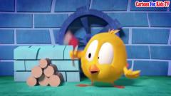 哪里是小鸡卡通-第5部分 Where is Chicky Cartoon - 5