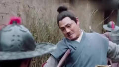 射雕英雄传:郭啸天为救妻儿惨死枪下,音乐响