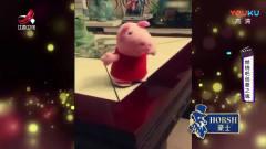 家庭幽默录像:据说成都有大嘴怪出没,快来看