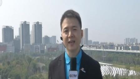 第七届世界军人运动会开幕式今晚在武汉体育中