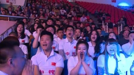 美女拳王唐金的高光时刻,KO韩国拳王精彩程度媲