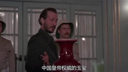 醉拳黄飞鸿:落后就要挨打,中国历史几千年,