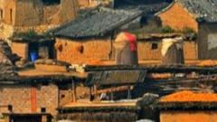 云南这个城子村百家相连,你家屋顶我家庭院,
