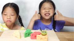 童年的记忆!韩国双胞胎小美女吃《猫和老鼠》