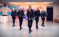 韩国美女 DEFDANCE 帅酷舞蹈翻跳《U GOT IT》