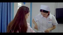 美女护士实习打针,于莎莎提出这个要求,无语