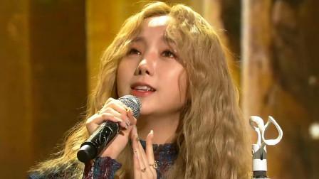 Lovelyz金智妍solo出道音乐银行新舞台,可爱又迷人