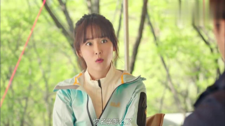 一起用餐吧:**Q配上野营,韩国美女吃得怀疑人