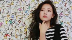 韩国清纯美女,巧笑倩兮,美目盼兮,初恋的女
